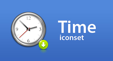 Time Iconpaket downloaden