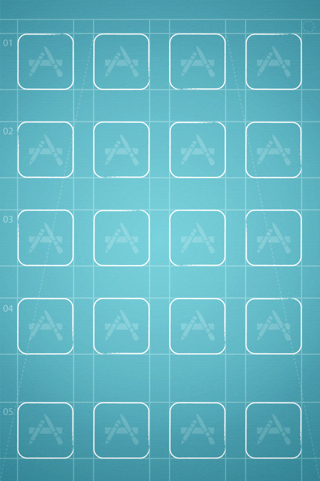 grid wallpapers. The Grid iPhone Wallpapers