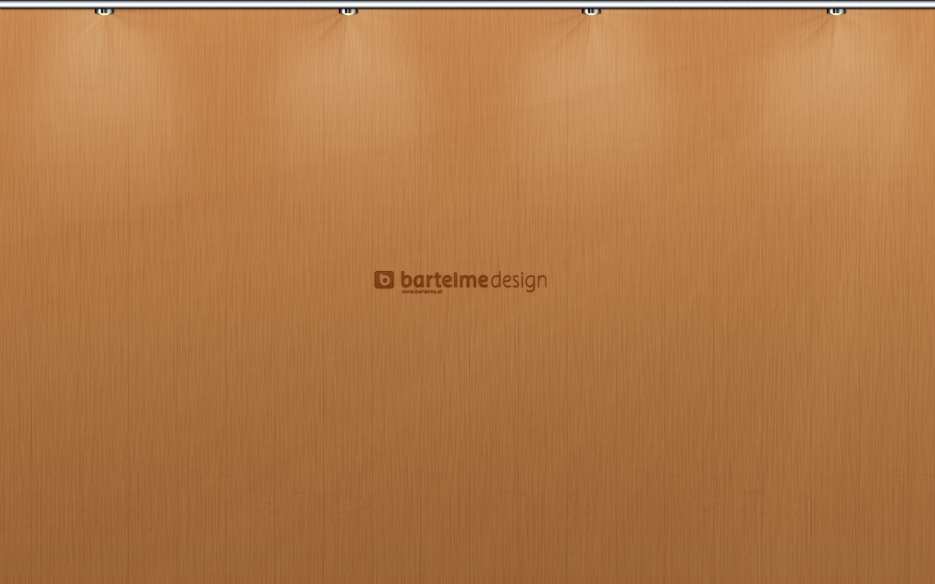 Btw if you're just interested in the official Bartelme Design wallpaper,